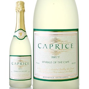 ノンアルコール カロリー24Kcal/100ml カプリース ブリュット ノン アルコール スパークリング ワインNV(泡 白)【賞味期限:2021年6月15日】|takamura