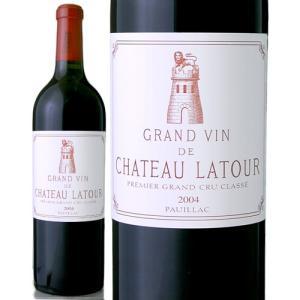 シャトー・ラトゥール[2004](赤ワイン)|takamura