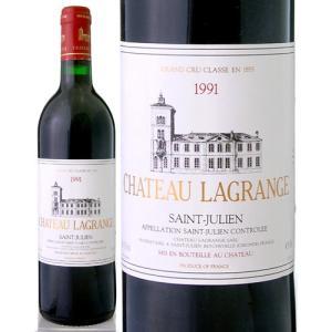 シャトー ラグランジュ[1991](赤ワイン)|takamura