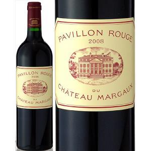 パヴィヨン・ルージュ・ド・シャトー・マルゴー[2008] (赤ワイン)|takamura