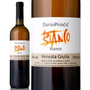 ヴィノ ビアンコ[2015]ダリオ プリンチッチ(白ワイン)|takamura