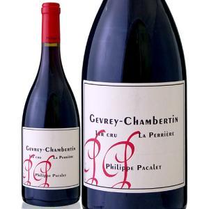 ジュヴレ シャンベルタン一級ラ ペリエール[2013] フィリップ パカレ(赤ワイン)|takamura