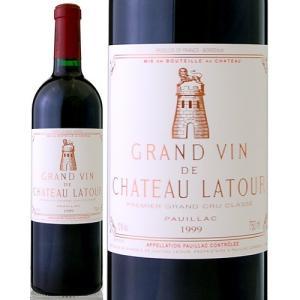 シャトー・ラトゥール[1999](赤ワイン)|takamura
