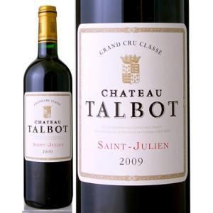 シャトー タルボ[2009](赤ワイン)|takamura