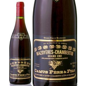マゾワイエール・シャンベルタン[2008]カミュ・ペール・エ・フィス(赤ワイン)|takamura