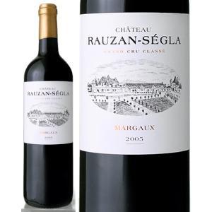 シャトー・ローザン・セグラ[2005](赤ワイン)|takamura
