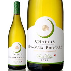 シャブリ サント クレール[2017]ジャン マルク ブロカール(白ワイン)|takamura