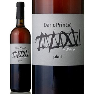 ビアンコ ヤーコット[2015]ダリオ プリンチッチ(白ワイン)|takamura