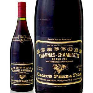 シャルム・シャンベルタン[2004]カミュ(赤ワイン)|takamura