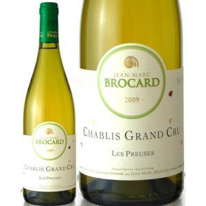 シャブリ・グラン・クリュ・レ・プリューズ[2009]ジャン・マルク・ブロカール(白ワイン)|takamura