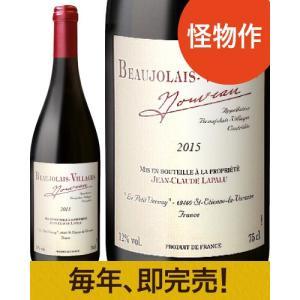 ★ボジョレー・ヴィラージュ・ヌーヴォー[2015]ジャン・クロード・ラパリュ(赤ワイン) [N]|takamura