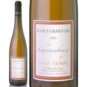 シュナンブール[2010]マルク・テンペ(白ワイン)|takamura