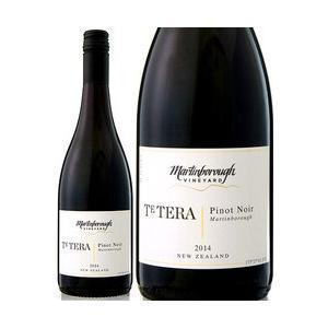 ピノ・ノワール テ・テラ[2014]マーティンボロー・ヴィンヤード(赤ワイン)|takamura