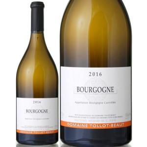 ブルゴーニュ ブラン[2016]トロ ボー(白ワイン)|takamura