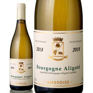 ブルゴーニュ アリゴテ [ 2018 ]ベルトラン アンブロワーズ ( 白ワイン ) takamura
