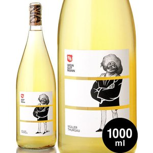 ミュラートゥルガウ [ 2019 ]ヴァイングート マン1000ml ( 白ワイン ) [S]|takamura
