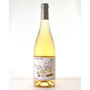 ラ パッション ブラン[2016](白ワイン) takamura