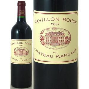 パヴィヨン ルージュ デュ シャトー マルゴー[2007](赤ワイン)|takamura