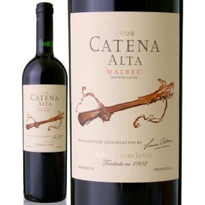 カテナ・アルタ・マルベック[2008](赤ワイン)|takamura