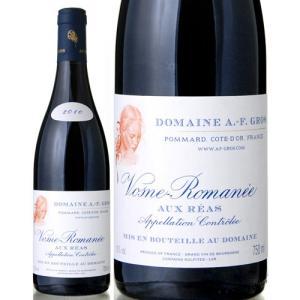 ヴォーヌ ロマネ オー レア [2010] ドメーヌ アンヌ フランソワーズ グロ(赤ワイン)|takamura