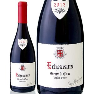 エシェゾー・グラン・クリュ・ヴィエイユ・ヴィーニュV.V.[2012]ジャン・マリー・フーリエ(赤ワイン)|takamura