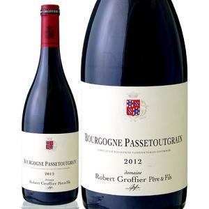 ブルゴーニュ・パストゥグラン[2012] ロベール・グロフィエ(赤ワイン)|takamura
