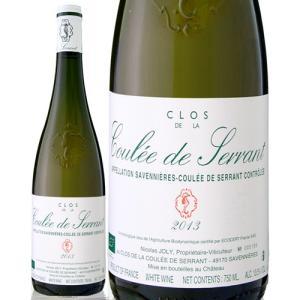 クロ・ド・ラ・クレ・ド・セラン[2013]ニコラ・ジョリー(白ワイン)|takamura