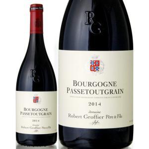 ブルゴーニュ パストゥグラン[2014]ドメーヌ ロベール グロフィエ(赤ワイン)|takamura