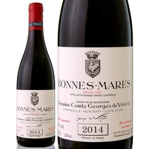 ボンヌ・マール[2014]コント・ジョルジュ・ド・ヴォギュエ(赤ワイン)|takamura