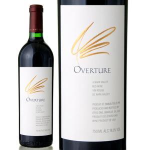 オーヴァーチュア(オヴァチュア)NV(オーパスワン セカンド)(赤ワイン)|takamura
