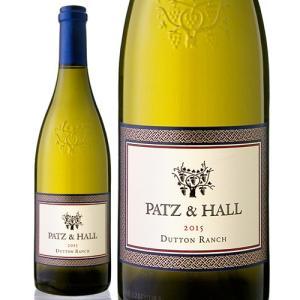 ダットン・ランチ・シャルドネ[2015]]パッツ・アンド・ホール(白ワイン)|takamura