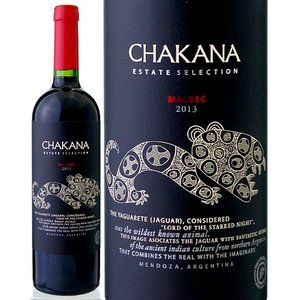 チャカナ・エステート・セレクション・マルベック[2013](赤ワイン)|takamura