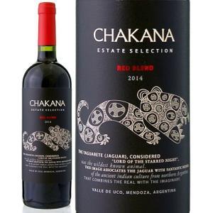 エステート セレクション レッド ブレンド[2014]チャカナ(赤ワイン)|takamura
