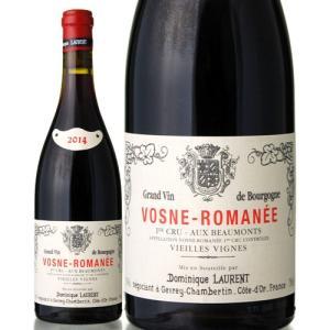 ヴォーヌ ロマネ プルミエ クリュ ボーモン ヴィエイユ ヴィーニュ V.V.[2014]ドミニク ローラン(赤ワイン)|takamura