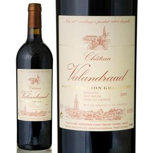 シャトー ド ヴァランドロー[2005]( 赤ワイン )|takamura
