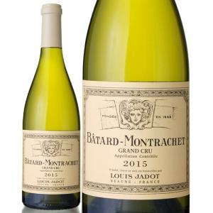 バタール モンラッシェ グラン クリュ[2015]ルイ ジャド(白ワイン)|takamura