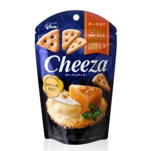 生チーズのチーザ カマンベール仕立て/Cheeza(40g)(グリコ) 【賞味期限:2020年6月3...