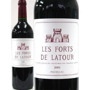 レ フォール ド ラトゥール[2001](赤ワイン) takamura
