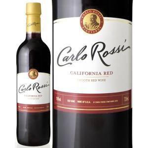 【ペットボトル】カルロ・ロッシ・カリフォルニア・レッド720ml(赤ワイン)|takamura