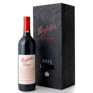 箱入り グランジ[2013]ペンフォールズ(赤ワイン)|takamura
