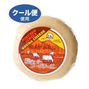 【要冷蔵】【※クール便代は別途必要です】蒜山ジャージーゴーダチーズ  200g【賞味期限:2018年1月18日】|takamura