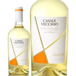 カサーレ・ヴェッキオ・ペコリーノ[2016]ファルネーゼ(白ワイン)|takamura