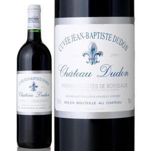 シャトー デュドン キュベ ジャン バプティスト デュドン[2000](赤ワイン)|takamura