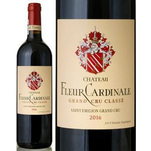 シャトー フルール カルディナル[2016]( 赤ワイン )|takamura