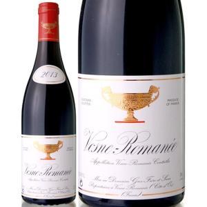 ヴォーヌ・ロマネ[2013]グロ・フレール・エ・スール(赤ワイン)|takamura