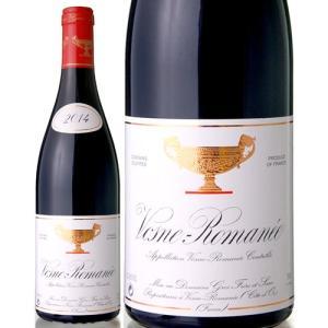 ヴォーヌ・ロマネ[2014]グロ・フレール・エ・スール(赤ワイン)|takamura