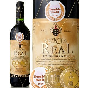 トリプル金賞受賞! ベンタ レアル グラン レゼルバ  [2013]  ボデガ フェルナンド カストロ ( 赤ワイン ) takamura