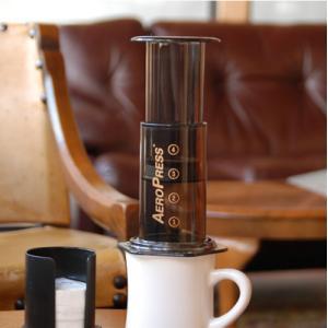 エアロプレス コーヒーメーカー<br>(1〜4カップ用)|takamura