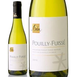 プイィ フュイッセ[2012]オリヴィエ メールラン(白ワイン)375mlハーフボトル(ワイン(=750ml)11本と同梱可)|takamura