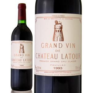 シャトー ラトゥール[1993](赤ワイン)|takamura